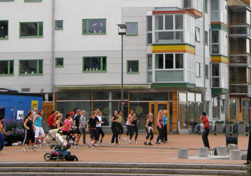 topp affär dansa i Malmö