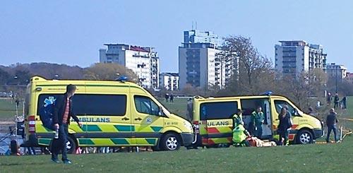 ambulanser